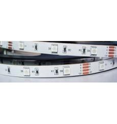 TIRA DE 60 LED, 4W/M, PARA INTERIOR