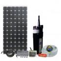KIT DE BOMBEO SOLAR SHURFLO 70 METROS/2.400 LITROS DIARIOS.