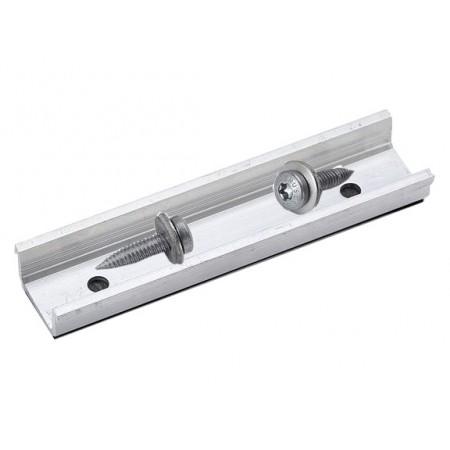 Fijador Metasole 0,40 mm para estructuras y tejados metálicos