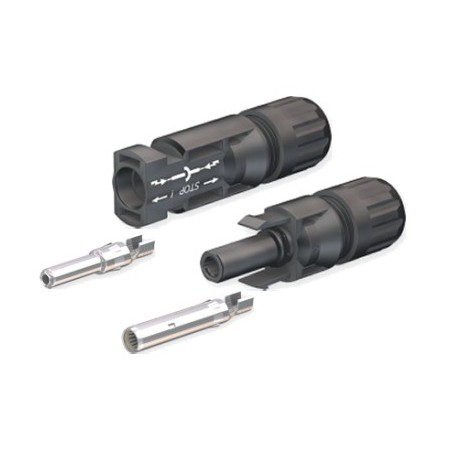 PAREJA MC4 CONECTOR MULTI-CONTACT, 4-6mm
