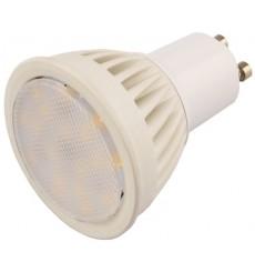 BOMBILLA LED 3,5W PARA FOCO, GU10 120º
