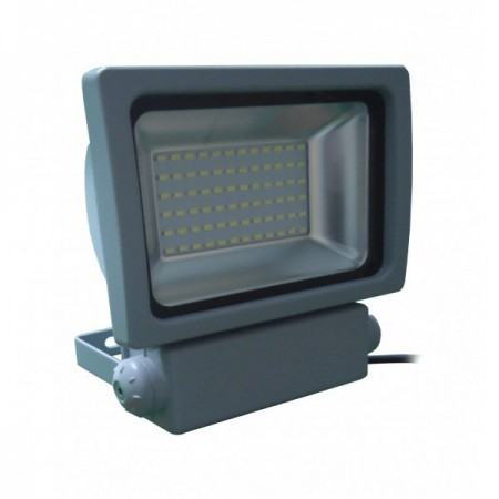 FOCO LED PARA EXTERIOR 10W (910 LÚMENES) BLANCO DIA