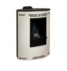 Estufas de pellets limpias y programables biomasa for Estufa pellets esquina