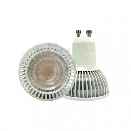 Bombilla LED Dicroica 7W, GU10