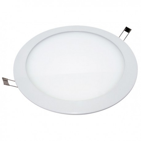 Panel Led SLIM Empotrable 6W 120º