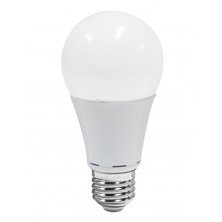 Bombilla LED clasica 10W Aluminio (alta luminosidad)