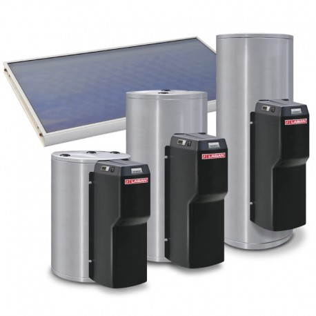 KIT  FORZADO DE ENERGIA SOLAR TERMICA LASIAN SOLMATIC 150L
