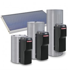 KIT  FORZADO DE ENERGIA SOLAR TERMICA LASIAN SOLMATIC 300 L