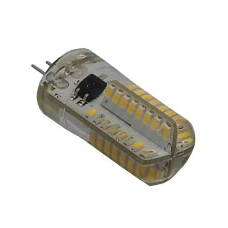 BOMBILLA LED BI-PIN 3W G4 330º