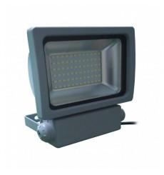 FOCO LED PARA EXTERIOR 30W (2500 LUMENES) - RGB Mando a distancia