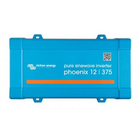 INVERSOR VICTRON PHOENIX 12V/375 VA o 24V/375 VA