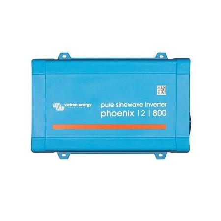INVERSOR VICTRON PHOENIX 800W 12 o 24V