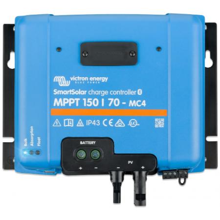 REGULADOR VICTRON SMARTSOLAR MPPT 150V/70A 12/24/36/48V