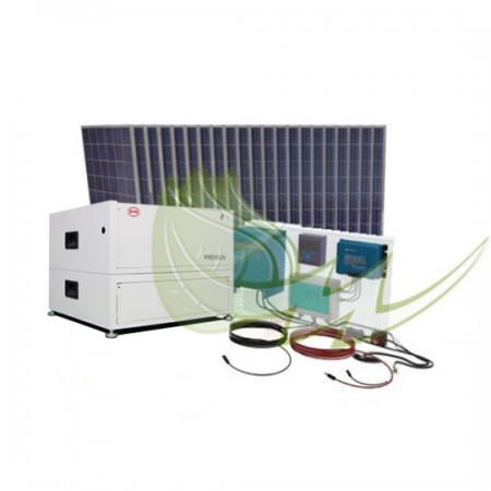 KIT SOLAR AISLADA LITIO 39000/19000 VICTRON