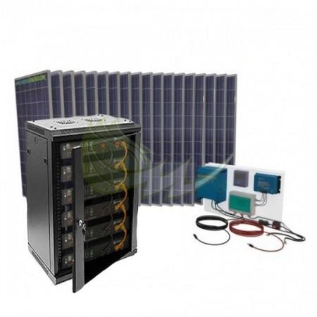 KIT SOLAR LITIO AISLADA 34000/17000 W/DIA