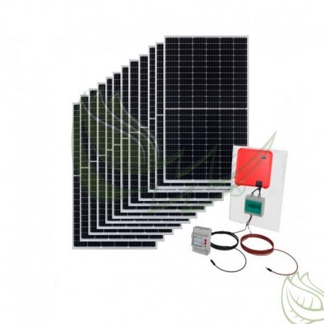 KIT SOLAR AUTOCONSUMO FOTOVOLTAICO 5400 WP SMA