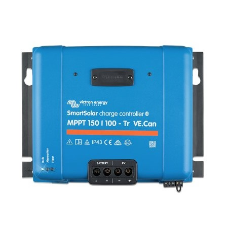 REGULADOR VICTRON SMARTSOLAR MPPT 150V/100A 12/24/36/48V MC4/TR