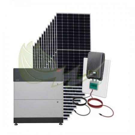 KIT SOLAR AUTOCONSUMO FOTOVOLTAICO 5,4 kW KOSTAL CON BATERÍA BYD HVS