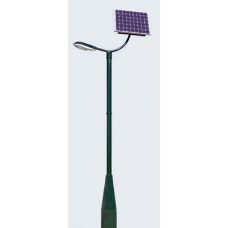 Farola solar con luminaria led gcmini 20w - Farolas led solares ...
