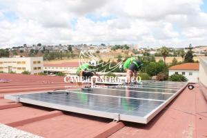 Placas solares Badajoz