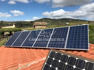 Instalación solar (Plasencia)