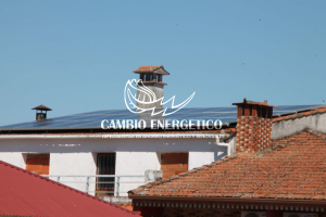 Placa solar Madrid