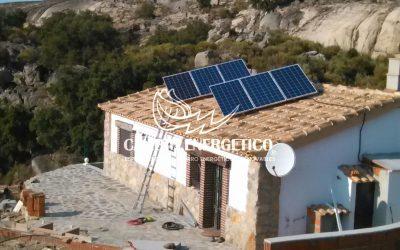 Placas solares Cáceres