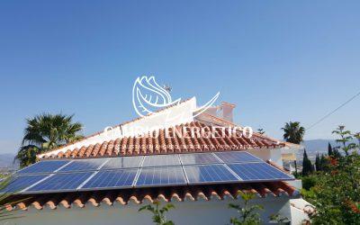 Autoconsumo fotovoltaico Alahurín de la Torre (Málaga)