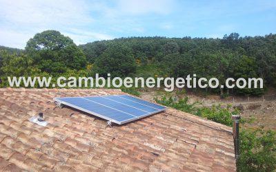 Paneles solares Sevilla