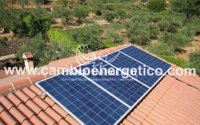 Kit solar Zaragoza