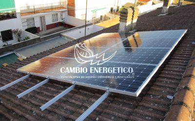 Placas solares Extremadura