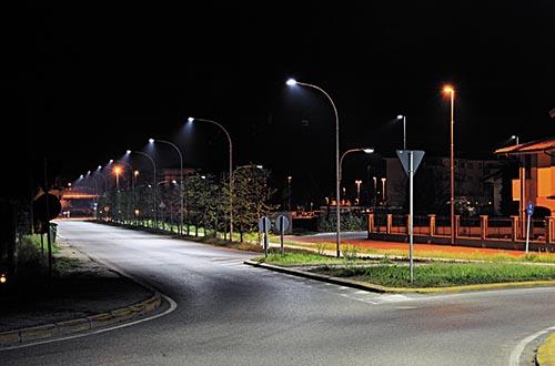 iluminacin led para alumbrado pblico luminarias y farolas