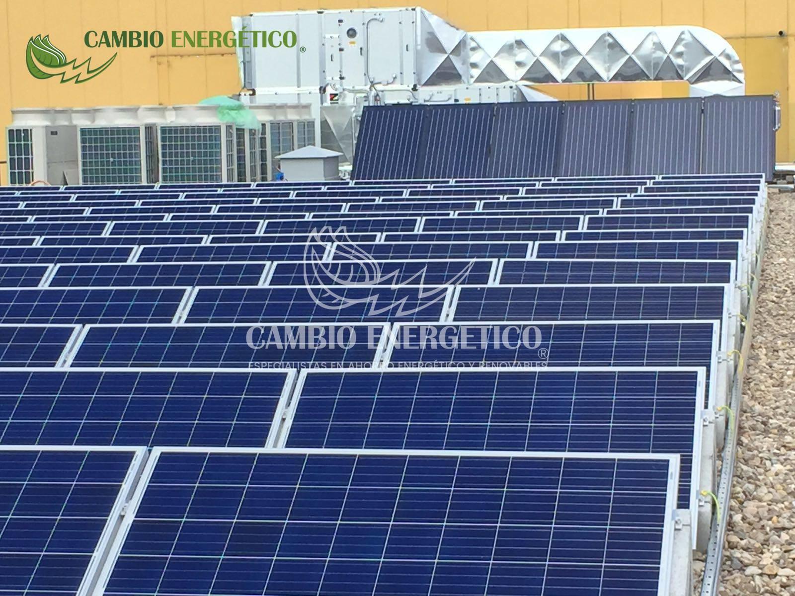 autoconsumo solar industrial vicalvaro