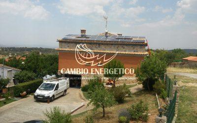 Autoconsumo fotovoltaico Grimaldo