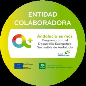 sello entidad colaboradora andalucia