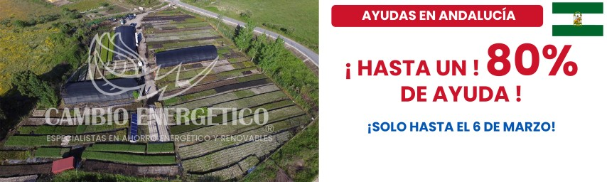 banner ayuda invernaderos andalucia