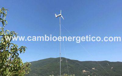 Energía eólica Ávila