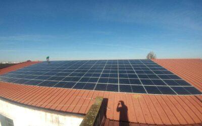Placas solares en Colegio Salesianos
