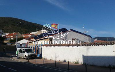 Autoconsumo fotovoltaico Cañaveral