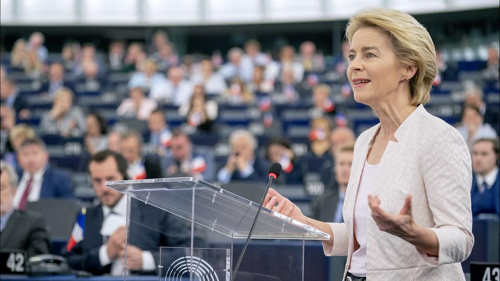 Comisión Europea Pacto Verde