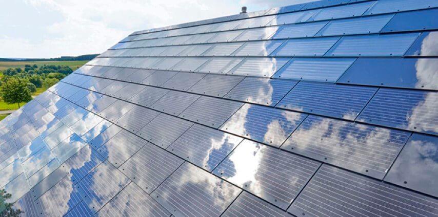 Placas solares orgánicas