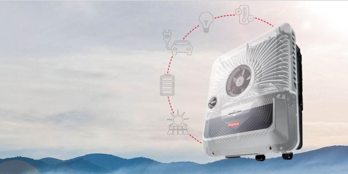 Inversor híbrido Fronius GEN24 con PV point