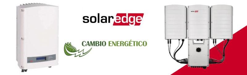 solar edge y cambio energético