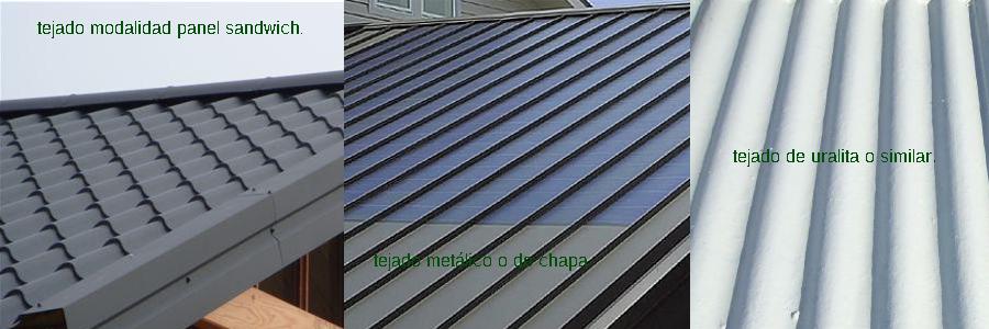 Kit de fijaciones para 2 paneles sobre cubierta met lica - Cubiertas vegetales para tejados ...