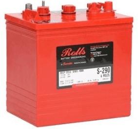 Batería Rolls