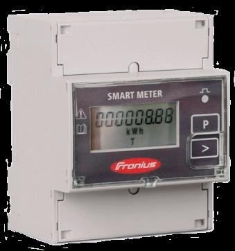 Smart Meter Fronius Trifasico