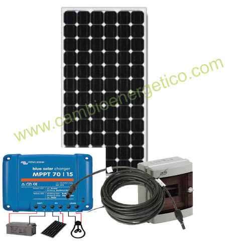 kit placa solar ampliacion