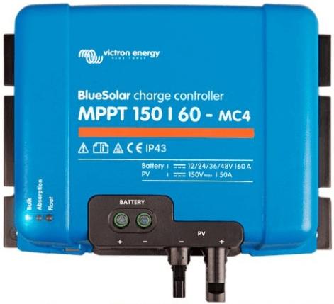 Regulador Victron MPPT