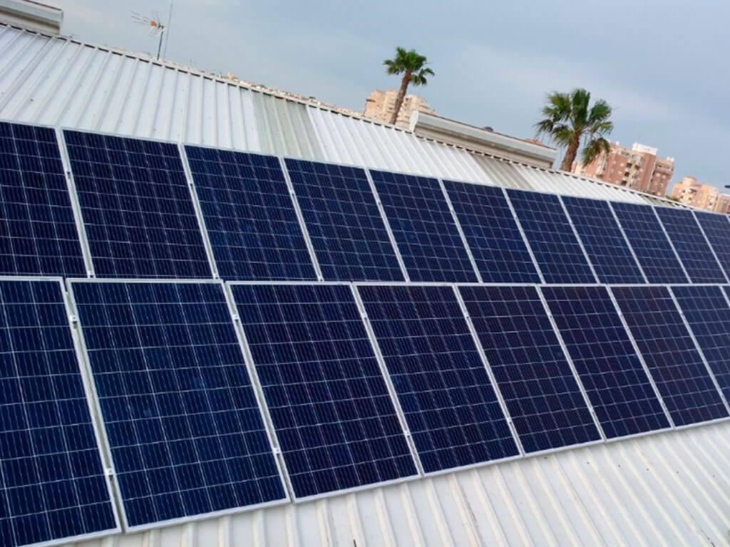 Instalacion de placas solares Torrevieja