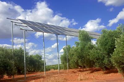 Bombeo solar Badajoz